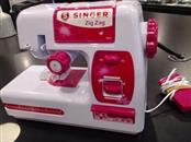 SINGER Sewing Machine ZIG ZAG